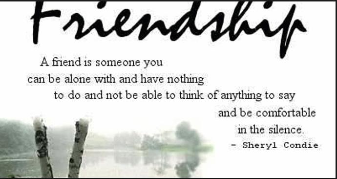 bạn của mình có thực sự coi mình là bạn hay không