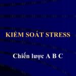 cách giải tỏa stress